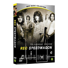 The Essential REO SPEEDWAGON Live DVD - (*New *Sealed *All Region)