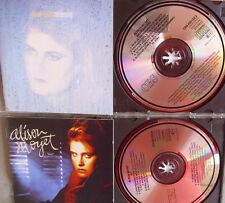 Alison Moyet- Alf (No Barcode)/ Raindancing- 2 CDs- Made in Austria-Frühauflagen