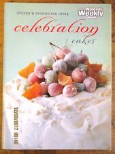 ~CELEBRATION CAKES COOKBOOK - THE AUSTRALIAN WOMEN'S WEEKLY - VGC~