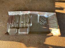 Cuda Floor Pan 1970 E Body Challenger Right Passenger Floor Pan Replacement