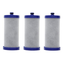 Replacement Water Filter Cartridge F/ Frigidaire Refrigerator FRS266ZDSBN 3 Pack