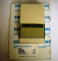 New Siemens Beige Thermostat Cover for 192S, Model 192-254
