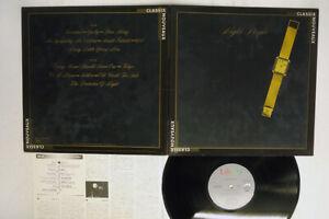 CLASSIX NOUVEAUX NIGHT PEOPLE LIBERTY K28P-180 Japan VINYL LP