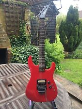 Charvel Model 5A thru-neck 24 fret superstrat rarest of the rare! 1988 Japan MIJ