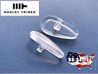 New Mosley Tribes Aviator Replacement Silicone Air Cushion Nose Pads Aviatrix