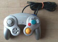 Manette Nintendo Gamecube GC Gris Grey Controller Pad - Très Bon Etat