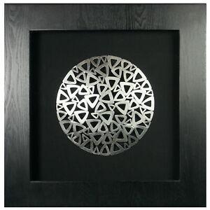 Circle Triangle Shadow Box