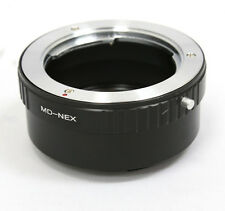 Minolta MD MC Objektivadapter für Sony E mount adapter NEX-7 A7 A7R A7S II A6000