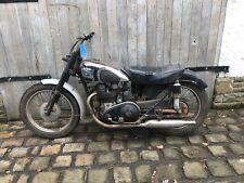 AJS Model 30 1956 Classic Road Bike Project