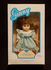 "Vogue Ginny 8"" Calendar Collection Doll March Aqua Marine #71-3090 With Box 1988"