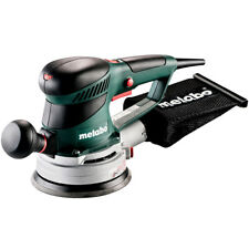 Metabo SXE450 240 V 150 mm Vitesse Variable TurboTec Disc Orbital Sander 600129380