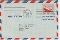 united states 1947  stamps cover ref 20389