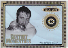 19/20 STATURE..PHIL ESPOSITO..CENTURY MOMENTOUS..# CM-3..FREE COMBINED SHIPPING