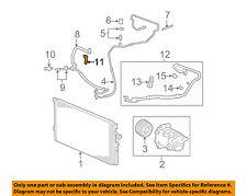 Chevrolet GM OEM HHR A/C AC Condenser/Compressor/Line-Retaining Bracket 15940311