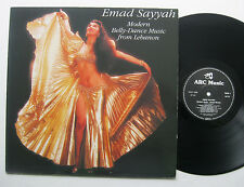LP Emad Sayyah - Modern Belly Dance From Lebanon - VG++ Arc Music