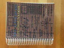 teaching textbooks, pre-calculus