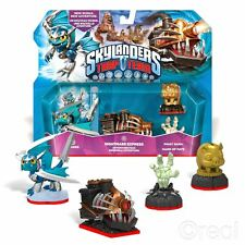 NUOVO Skylanders Trap Team Nightmare Express Adventure Pack & Figure ufficiali