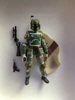 Hasbro Star Wars The Black Series Archive Boba Fett 6 inch Action Figure - LOOSE