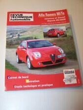 DS Revue technique Alfa Romeo MiTo Essence 1.4 T-Jet 155 ch/Diesel 1.6 JTDm 120