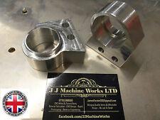 ZZR1100 ZZR 1100 Handle Bar Risers - J J Machine Works -