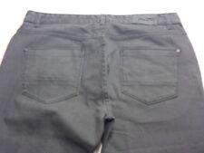 028 MENS EX-COND INDUSTRIE F01A SLIM LEG CHAR WASH JEANS SZE 36 REG $120 RRP.