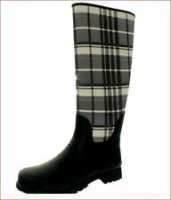 new RALPH LAUREN women shoes rain boots brown size 5B MSRP $149