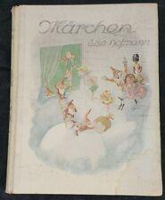 Märchen, by Else Hoffman. Rare, Desirable German Language Title. Hardback,  1924