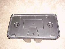 FORD  FRONT LICENSE PLATE MOUNT 2008-2012 ESCAPE BRACKET 8L8417N397ABW B-8