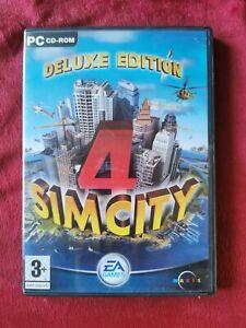 Sim City 4 PC CD-ROM game. Disc 1 & 2,  EA Games