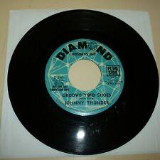 NORTHERN SOUL 45 RPM RECORD - JOHNNY THUNDER - DIAMOND 246 - PROMO