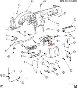 ( 1 )GENUINE GM 21025420 KNOB - Radio Volume Fits 1995-1999 Saturn SW, SL, SC