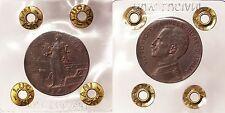5 CENTESIMI 1918 REGNO D'ITALIA VITTORIO EMANUELE III Fdc #P221