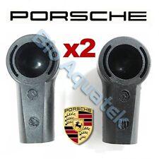 2 x PORSCHE BOXSTER / S 986 987 Convertible Toit Bielle plastique Rotule Paire
