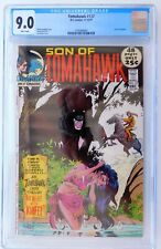 SON OF TOMAHAWK #137 1971 DC Kubert Thorne GCG Graded 9.0 White Pages
