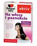 Doppelherz Aktiv Na włosy i paznokcie/For hair and nails-30kaps