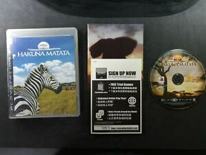 (ASIA ENGLISH VERSION) PS3 Hakuna Matata (Used Game/CIB/Complete)