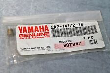 OEM Yamaha MANY ATV MODELS (in listing) Carburetor Air Pilot Jet 2A2-14172-16