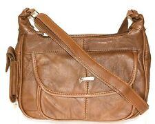 LORENZ carnagione media in Pelle a Tracolla Cross Corpo Messenger Bag: 3747