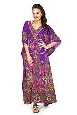 Womens Dashiki Dress African Clothing Kente Print Maxi Long vtg Kaftan Plus Size