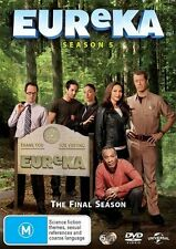 EUREKA : Season 5 : NEW DVD