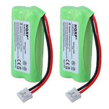 HQRP 2 baterías para VTECH Teléfono 89-1326-00-00 / 89-1300-00-00 Reemplazo
