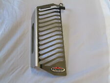 955i Speed Triple (97-04) Oil Cooler Guard (Stainless Steel) by Beowulf