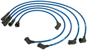 NGK 8106 Ignition Wire Set Fits Nissan 1600 200SX 510 521 Pickup 610 620 Pickup