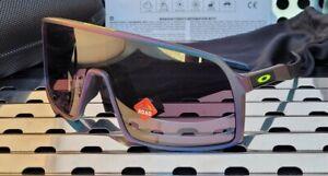 New Oakley SUTRO 9406-6037 Sunglasses Green-Purple Shift w/ Prizm Road Black