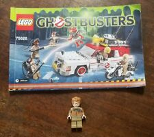 LEGO GHOSTBUSTERS 75828 Kevin figure & instruction booklet only