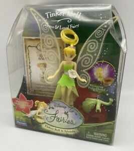 Disney Tinker Bell Faries Tinker Bell & Friends 2006 Playmates New in Package