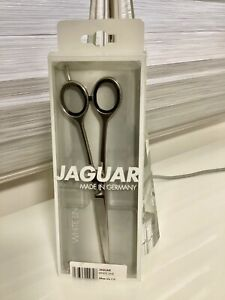 """JAGUAR SILVER ICE SCISSORS 7"""" MADE IN GERMANY BRAND NEW IN BOX RRP £110.00"""