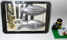 STINGRAY : SMALL METAL STINGRAY MODEL KIT MADE IN JAPAN CIRCA 1980'S (MLFP)