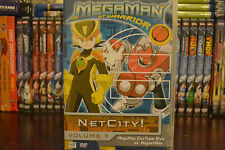Megaman NT Warrior Season 2 DvD Set