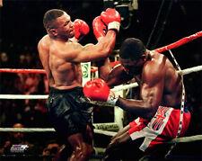 Mike Tyson UPPERCUT TKO vs Frank Bruno 1996 Classic Boxing Premium POSTER Print